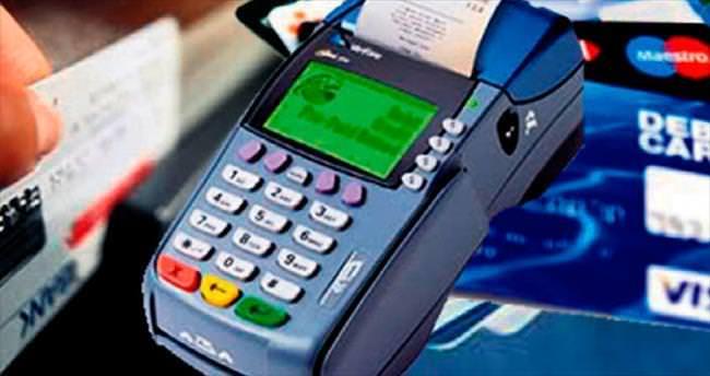 Kartlı ödemede işlem sayısı 420 kat arttı
