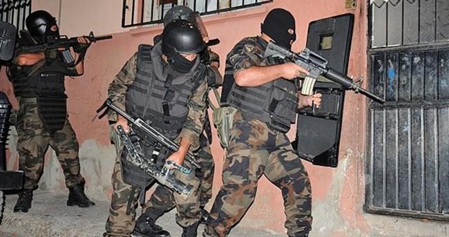Diyarbakır'da operasyon! Eşbaşkanlar gözaltına alındı