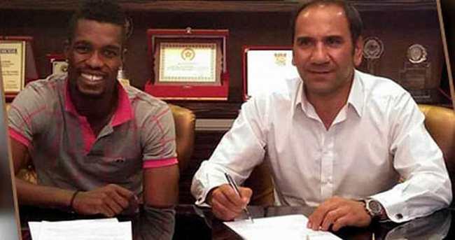 John Boye'dan Sivasspor'a 2+1 yıllık imza