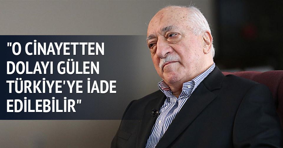 Hüseyin Gülerce: Hrant Dink cinayeti Gülen'in Türkiye'ye iadesini sağlar
