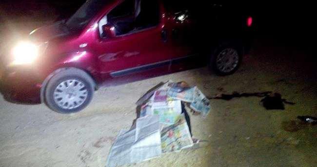 Elazığ'da gizemli cinayet!