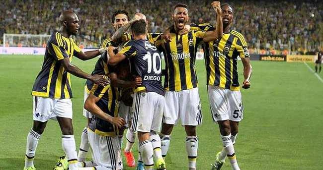 Fenerbahçe'nin Atromitos kadrosu belli oldu