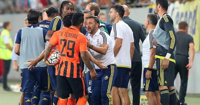 UEFA'dan Pereira'ya 2 maç ceza