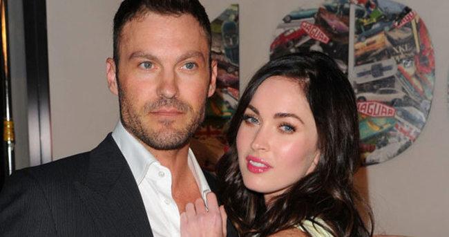 Megan Fox ile kocası Brian Austin Green'den ayrılık kararı