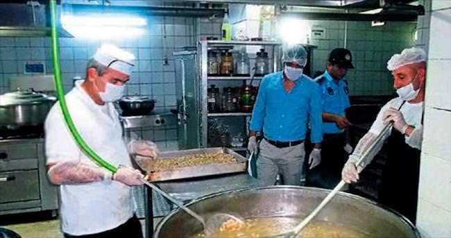 Gıda denetimleri düzenli yapılıyor