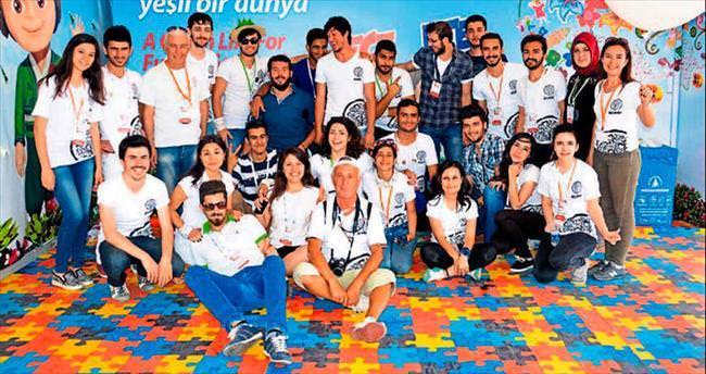 EXPO 2016 gönüllüleri