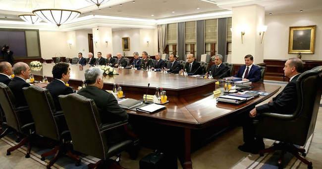 Seçim hükümetiyle ilk MGK toplantısı 2 Eylül'de
