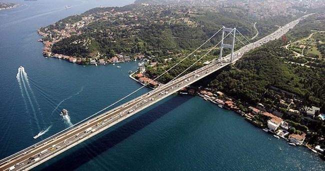 Köprü ve otoyol geliri 500 milyon lirayı aştı
