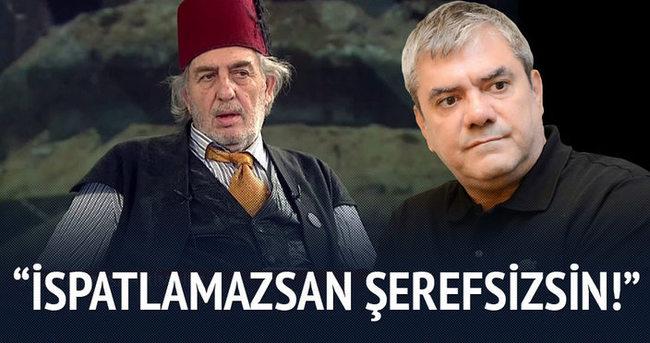 Yılmaz Özdil'den Kadir Mısıroğlu'na hakaret!