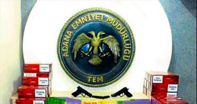 Adana'da terör örgütü operasyonu: 17 gözaltı