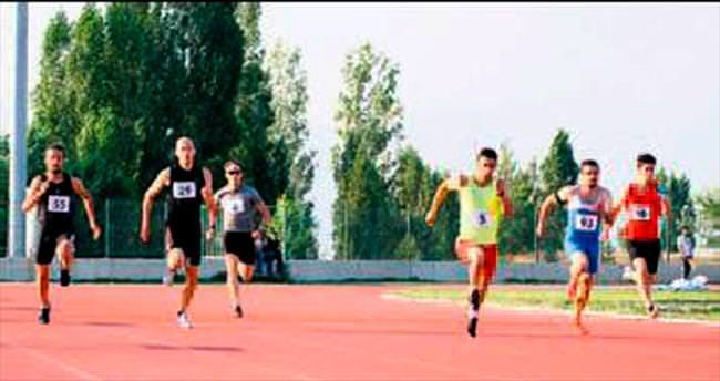 Atletizm finali başkente taşındı