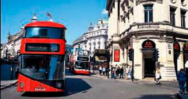 Simit Sarayı'ndan Londra'ya üçüncü mağaza