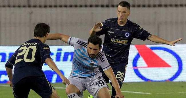 Atromitos, UEFA'ya gidiyor