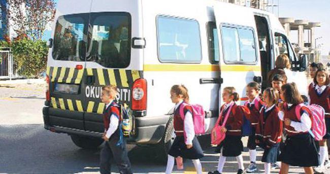 Okul servislerinin yeni ücretleri belli oldu