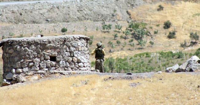 Şırnak'ta askeri araca bombalı tuzak