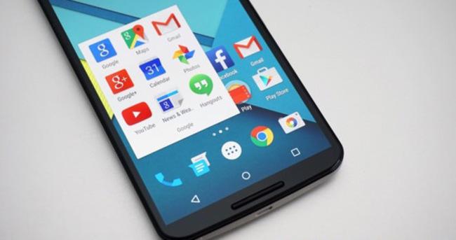 Android'lerde daha az Google uygulaması olacak