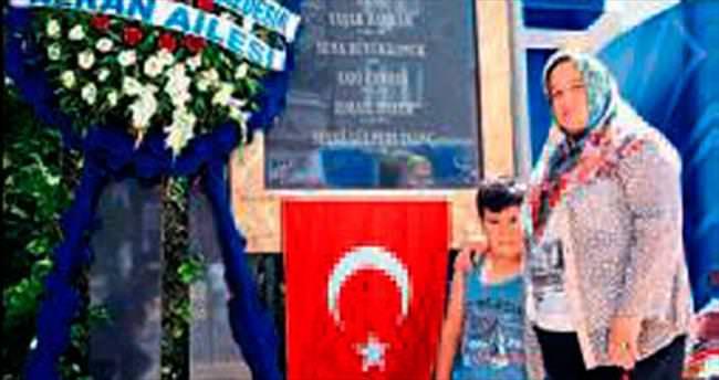 Gaziantep'te terör şehitleri anıldı
