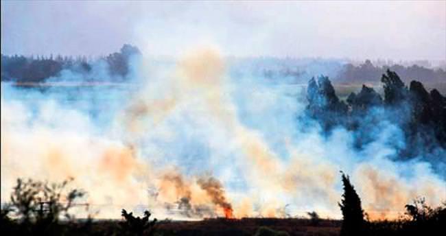 İsrail Suriye'yi vurdu: 5 ölü