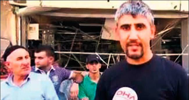 'Yöre sakini' dediler PKK'lı terörist çıktı