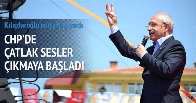 CHP'de 'ön seçim' telaşı