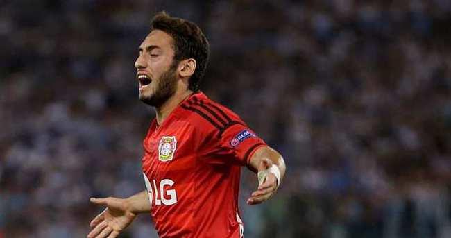 Hüseyin Çalhanoğlu bir 'dünya kulübü'ne transfer olacak