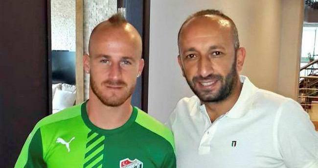 Stoch resmen Bursaspor'da