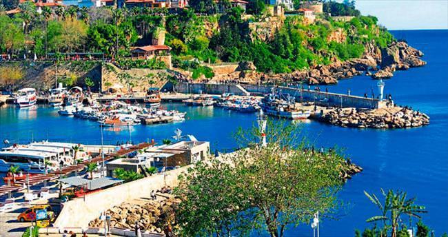 Antalya'nın tarihi yerleri ve doğa harikaları
