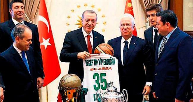 Pınar KSK'ye ödül