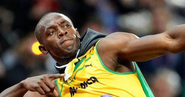 Usain Bolt 9. kez dünya şampiyonu oldu!