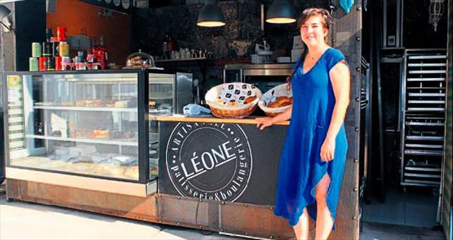 Fransız pastacısı Leone Çeşme'de