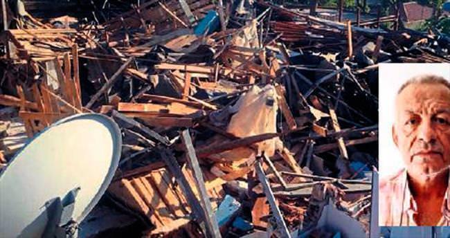 Mahkeme 'durun' dedi belediye yıktı