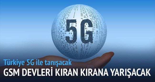 5G için ilk adım bu hafta atılıyor