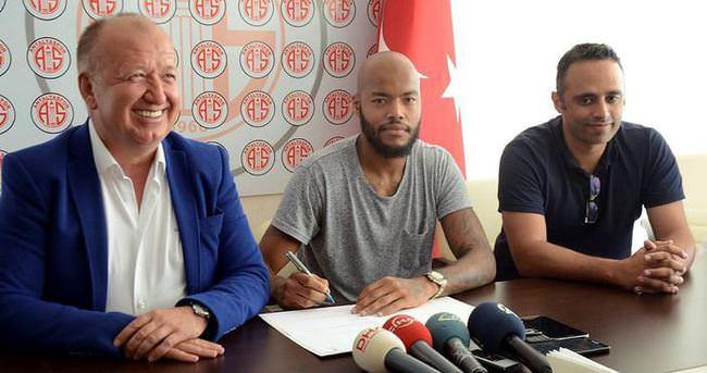 Antalyaspor'da dev transfer