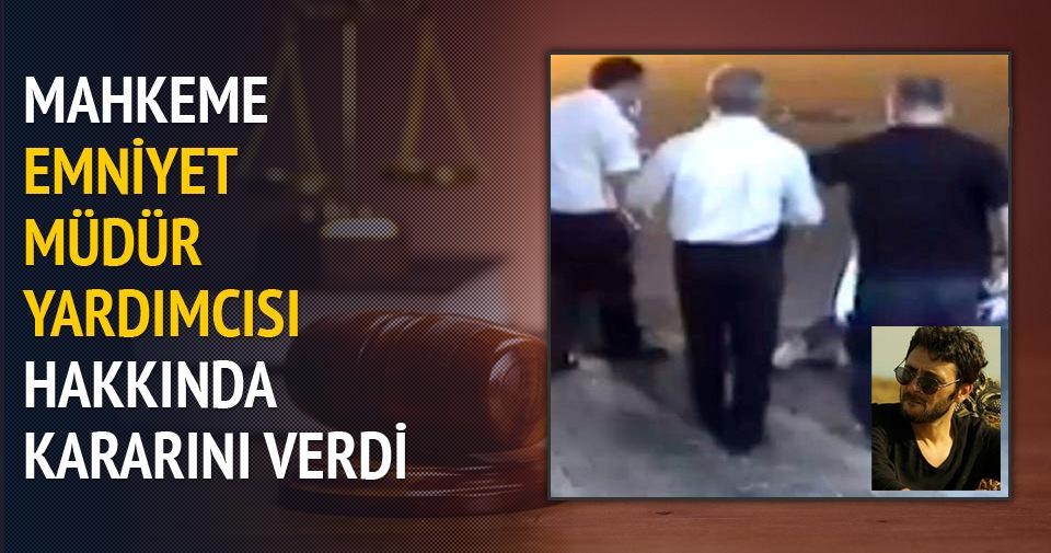 İstanbul Emniyet Müdür Yardımcısı Celal Yılmaz serbest