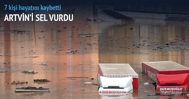 Artvin Valisi: 7 kişi hayatını kaybetti!