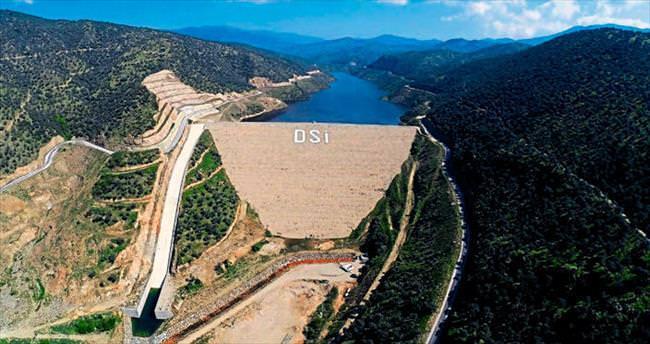 Münbit topraklar suyla buluşturuldu
