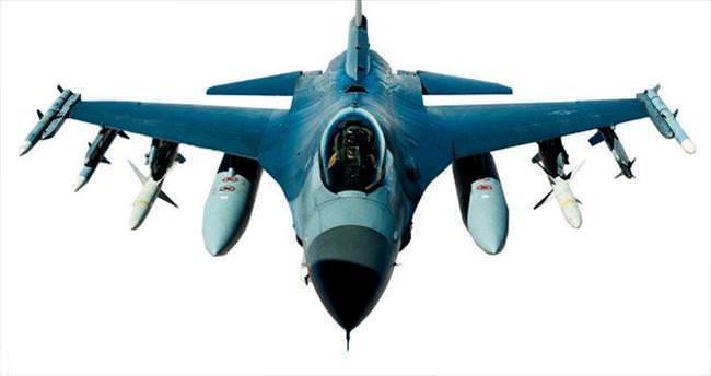 Hava operasyonlarında 70 terörist öldürüldü
