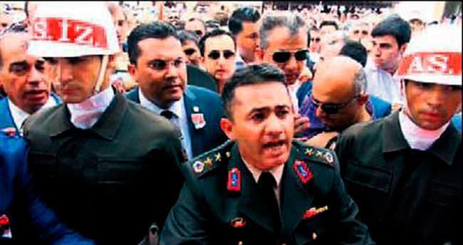 Yarbay Alkan 'askere dayaktan' ceza almış
