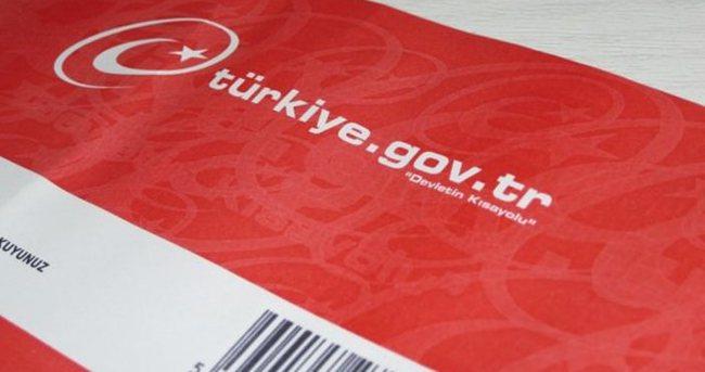 E-devlet üzerinden sabıka kaydı sorgulama