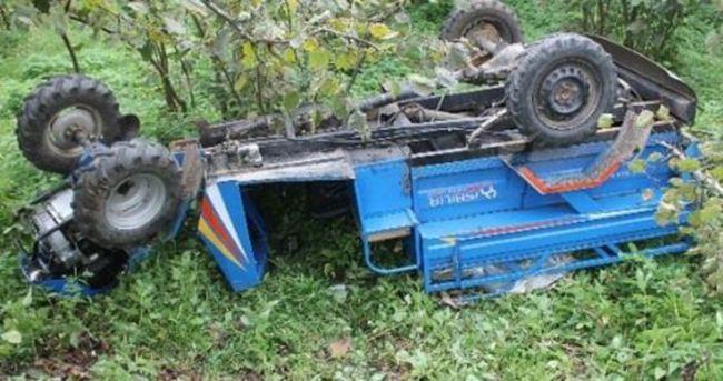 Zonguldak'ta kaza: 1 ölü, 5 yaralı