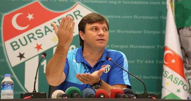 Bursaspor'da ayrılacaklar belli oluyor