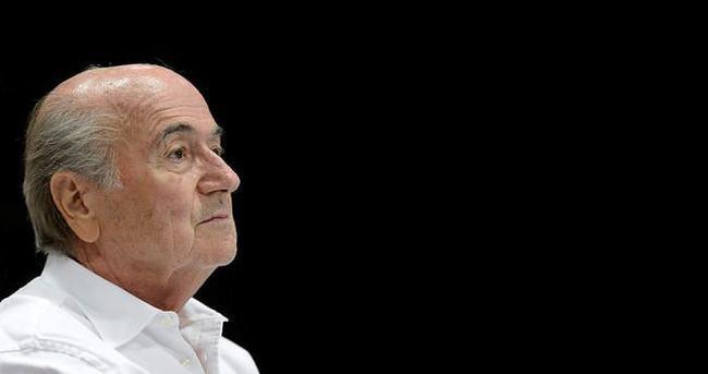 Blatter endişe duymuyor