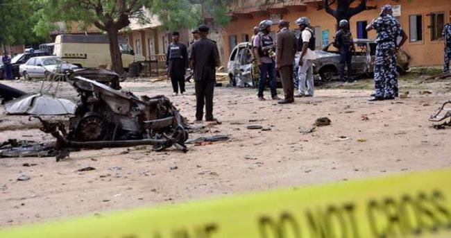 Nijerya'da intihar saldırısı: 6 ölü, 30 yaralı