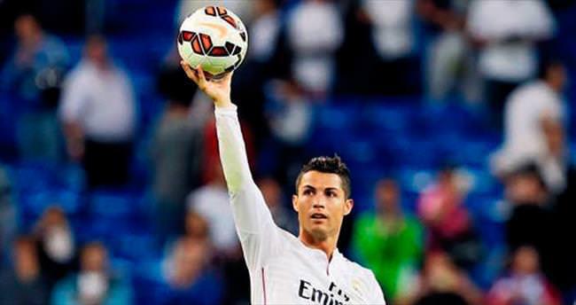 Grey'e ilham veren ev artık Ronaldo'nun