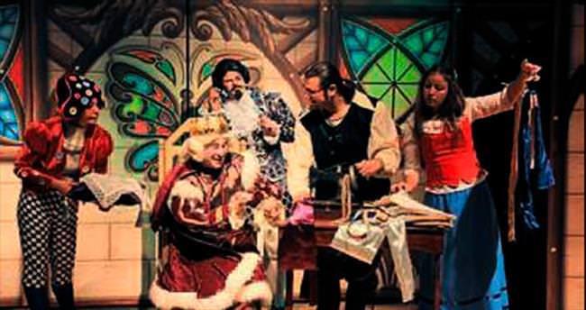 İzmir Fuarı'nda çocuklara tiyatro