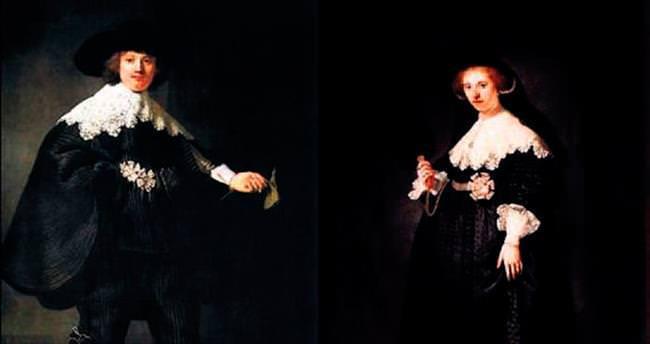 İki Rembrandt'a 160 milyon euro