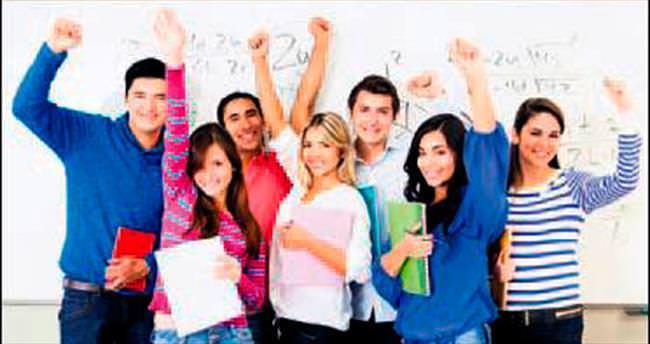 Üniversitelilere müjde