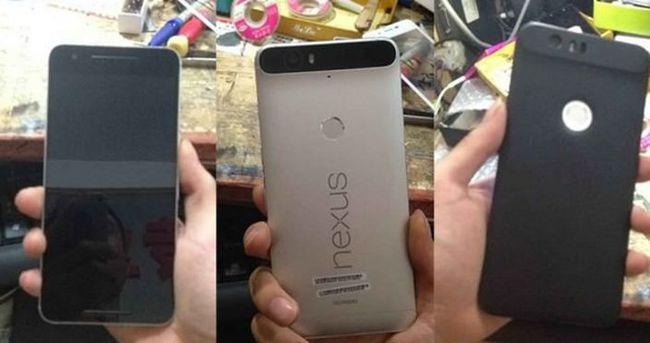 Huawei Nexus 6 görüntülendi