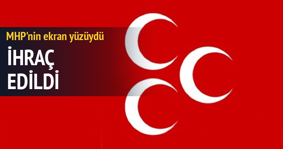 Sinan Oğan MHP'den ihraç edildi