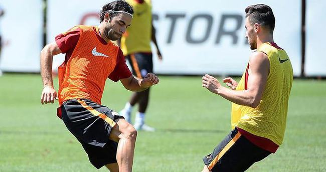 Galatasaray'da Torku Konyaspor maçı hazırlıkları